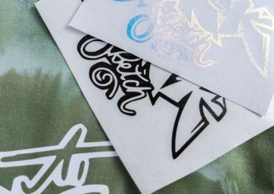 Sticker Pegatina Sack Sketch
